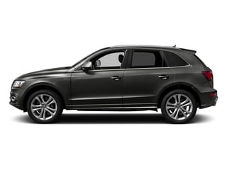 Lava Gray Pearl Effect 2017 Audi SQ5 Pictures SQ5 Utility 4D Premium Plus AWD V6 photos side view