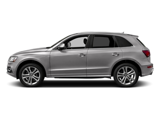 Florett Silver Metallic 2017 Audi SQ5 Pictures SQ5 Utility 4D Prestige AWD V6 photos side view