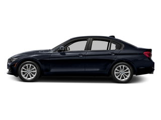 Imperial Blue Metallic 2017 BMW 3 Series Pictures 3 Series Sedan 4D 320i I4 Turbo photos side view