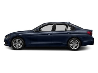 Imperial Blue Metallic 2017 BMW 3 Series Pictures 3 Series Sedan 4D 330i photos side view