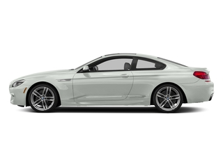 Alpine White 2017 BMW 6 Series Pictures 6 Series Coupe 2D 650i V8 photos side view