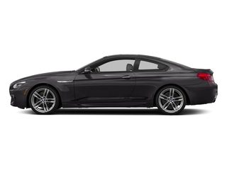 Ruby Black Metallic 2017 BMW 6 Series Pictures 6 Series Coupe 2D 650i V8 photos side view