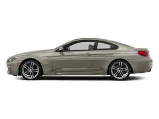 Moonstone Metallic 2017 BMW 6 Series Pictures 6 Series Coupe 2D 650i V8 photos side view