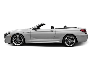 Mineral White Metallic 2017 BMW 6 Series Pictures 6 Series Convertible 2D 650i V8 photos side view