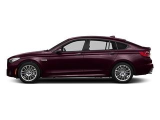 Damask Red Metallic 2017 BMW 5 Series Pictures 5 Series Sedan 4D 535xi GT AWD I6 Turbo photos side view