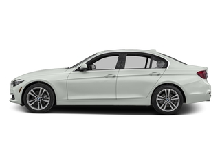 Alpine White 2017 BMW 3 Series Pictures 3 Series Sedan 4D 328d I4 T-Diesel photos side view