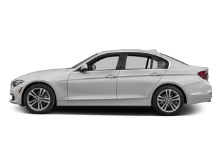 Mineral White Metallic 2017 BMW 3 Series Pictures 3 Series Sedan 4D 328d I4 T-Diesel photos side view