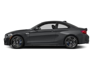 Mineral Gray Metallic 2017 BMW M2 Pictures M2 Coupe 2D M2 I6 Turbo photos side view