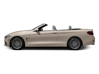 Orion Silver Metallic 2017 BMW 4 Series Pictures 4 Series Convertible 2D 430xi AWD I4 Turbo photos side view