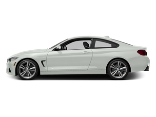 Alpine White 2017 BMW 4 Series Pictures 4 Series Coupe 2D 440i I6 Turbo photos side view