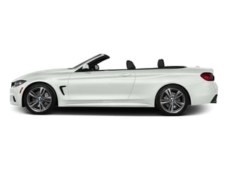 Alpine White 2017 BMW 4 Series Pictures 4 Series Convertible 2D 440i I6 Turbo photos side view