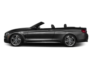 Jet Black 2017 BMW 4 Series Pictures 4 Series Convertible 2D 440i I6 Turbo photos side view