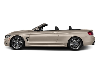 Orion Silver Metallic 2017 BMW 4 Series Pictures 4 Series Convertible 2D 440i I6 Turbo photos side view