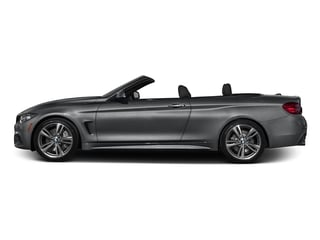 Mineral Gray Metallic 2017 BMW 4 Series Pictures 4 Series Convertible 2D 440i I6 Turbo photos side view
