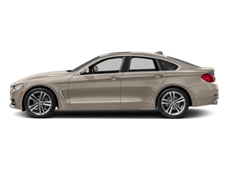 Kalahari Beige Metallic 2017 BMW 4 Series Pictures 4 Series Sedan 4D 430xi AWD I4 Turbo photos side view