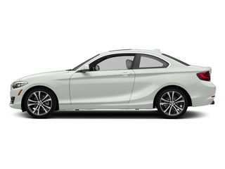Alpine White 2017 BMW 2 Series Pictures 2 Series Coupe 2D 230xi AWD I4 Turbo photos side view