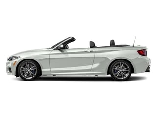 Alpine White 2017 BMW 2 Series Pictures 2 Series Convertible 2D M240i I6 Turbo photos side view