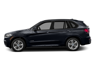 Imperial Blue Metallic 2017 BMW X5 Pictures X5 Utility 4D 35d AWD I6 T-Diesel photos side view