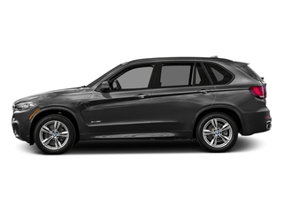 Dark Graphite Metallic 2017 BMW X5 Pictures X5 Utility 4D 35d AWD I6 T-Diesel photos side view