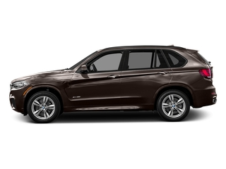 Sparkling Brown Metallic 2017 BMW X5 Pictures X5 Utility 4D 35d AWD I6 T-Diesel photos side view