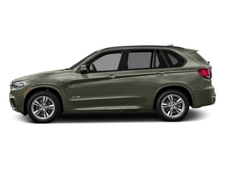 Atlas Cedar Metallic 2017 BMW X5 Pictures X5 Utility 4D 35d AWD I6 T-Diesel photos side view