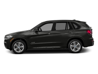 Ruby Black Metallic 2017 BMW X5 Pictures X5 Utility 4D 35d AWD I6 T-Diesel photos side view