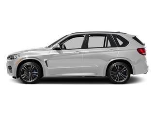 Mineral White Metallic 2017 BMW X5 M Pictures X5 M Utility 4D M AWD V8 Turbo photos side view