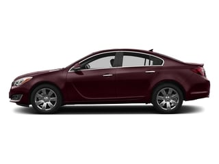 Black Cherry Metallic 2017 Buick Regal Pictures Regal Sedan 4D AWD I4 Turbo photos side view
