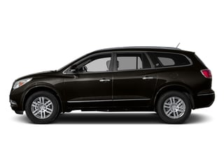 Dark Chocolate Metallic 2017 Buick Enclave Pictures Enclave Utility 4D Premium 2WD V6 photos side view