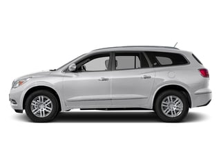 Summit White 2017 Buick Enclave Pictures Enclave Utility 4D Premium 2WD V6 photos side view