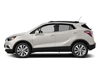White Frost Tricoat 2017 Buick Encore Pictures Encore Utility 4D Preferred 2WD I4 Turbo photos side view