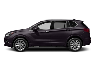 Midnight Amethyst Metallic 2017 Buick Envision Pictures Envision Utility 4D Premium II AWD I4 Turbo photos side view