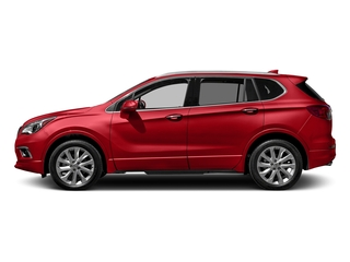 Chili Red Metallilc 2017 Buick Envision Pictures Envision Utility 4D Premium II AWD I4 Turbo photos side view