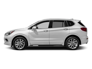 Summit White 2017 Buick Envision Pictures Envision Utility 4D Premium II AWD I4 Turbo photos side view