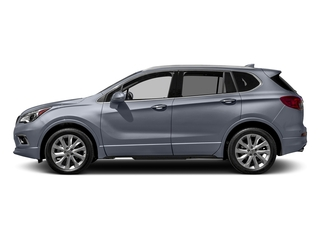 Galaxy Silver Metallic 2017 Buick Envision Pictures Envision Utility 4D Premium II AWD I4 Turbo photos side view