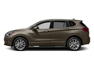 Bronze Alloy Metallic 2017 Buick Envision Pictures Envision Utility 4D Premium II AWD I4 Turbo photos side view