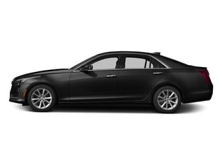 Black Raven 2017 Cadillac CTS Sedan Pictures CTS Sedan 4D AWD I4 Turbo photos side view