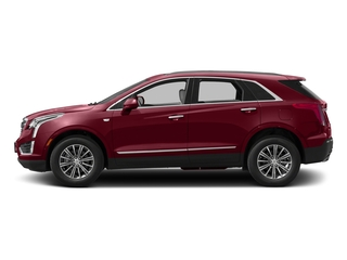 Red Passion Tintcoat 2017 Cadillac XT5 Pictures XT5 Utility 4D Premium Luxury 2WD V6 photos side view