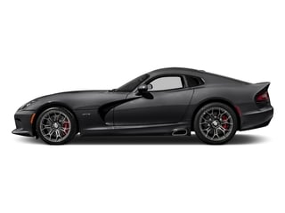 Gunmetal Pearl 2017 Dodge Viper Pictures Viper GTC Coupe photos side view