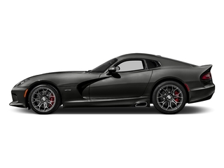 Anodized Carbon (Matte) 2017 Dodge Viper Pictures Viper GTC Coupe photos side view