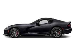 Stryker Purple Tri-Coat Pearl 2017 Dodge Viper Pictures Viper GTC Coupe photos side view