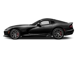 Venom Black Clearcoat 2017 Dodge Viper Pictures Viper 2 Door Coupe photos side view