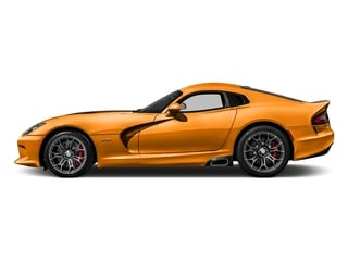Yorange Clearcoat 2017 Dodge Viper Pictures Viper GTC Coupe photos side view