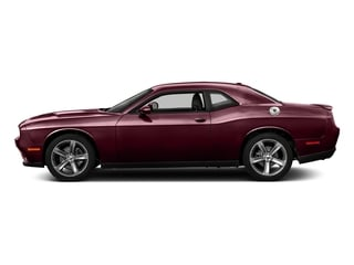 Octane Red Pearlcoat 2017 Dodge Challenger Pictures Challenger SXT Coupe photos side view