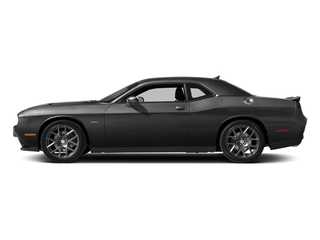 Granite Pearlcoat 2017 Dodge Challenger Pictures Challenger Coupe 2D R/T Plus V8 photos side view