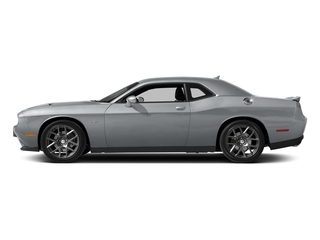 Billet Clearcoat 2017 Dodge Challenger Pictures Challenger Coupe 2D R/T Plus V8 photos side view