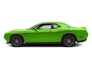Green Go Clearcoat 2017 Dodge Challenger Pictures Challenger Coupe 2D SRT 392 V8 photos side view