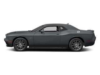 Granite Pearlcoat 2017 Dodge Challenger Pictures Challenger Coupe 2D GT AWD V6 photos side view