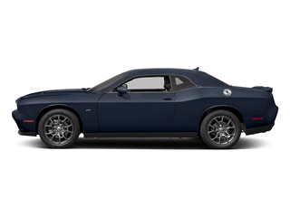 Contusion Blue Pearlcoat 2017 Dodge Challenger Pictures Challenger Coupe 2D GT AWD V6 photos side view