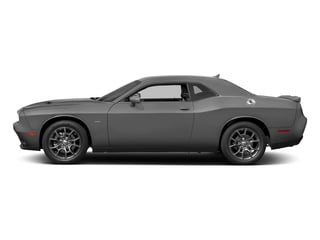 Destroyer Gray Clearcoat 2017 Dodge Challenger Pictures Challenger Coupe 2D GT AWD V6 photos side view